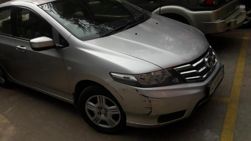 Honda City 1.5 E MT i-VTEC 2012