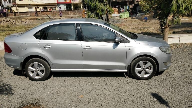 Skoda Rapid 1.5 TDI Elegance AT 2015