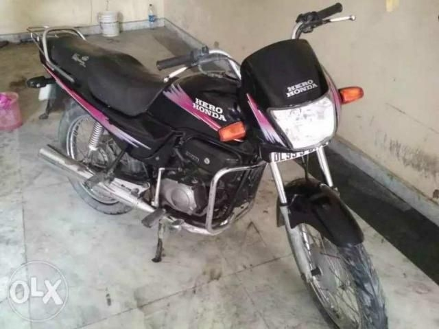 Hero Passion 100cc  2002