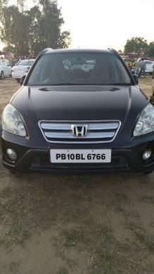 Honda CR-V 2.4L 4WD MT 2004