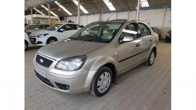 Ford Fiesta EXI 1.4 TDCI 2006