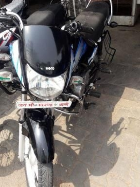 Hero Hf Deluxe I3s Bike For Sale In Jhansi Id 1416191119 Droom