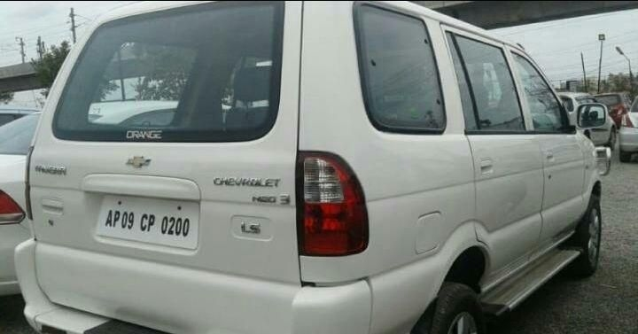 Chevrolet Tavera Car For Sale In Hyderabad Id 1416294144 Droom