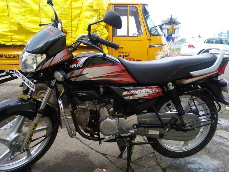 Hero Hf Deluxe I3s Bike For Sale In Pune Id 1416344582 Droom