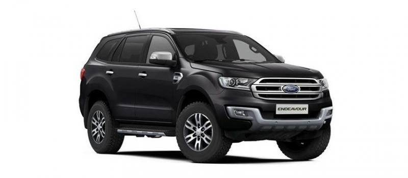 2019 Ford Endeavour Car For Sale In Hyderabad Id 1417133680 Droom