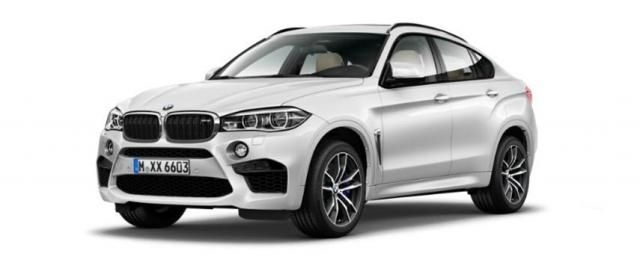 BMW X6 M Coupe 2019