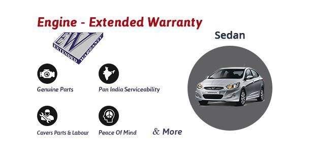Engine Warranty - Extended Warranty - 6 months validity