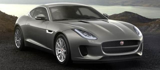 Jaguar F Type 5.0L V8 405 kW AWD AUTO Coupe R 2019