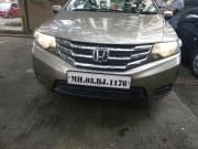 Honda City S MT CNG 2013