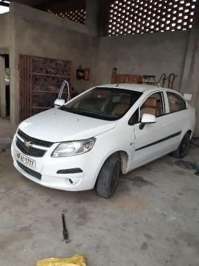 Chevrolet Sail Hatchback 1.3 TDCi LS ABS 2013