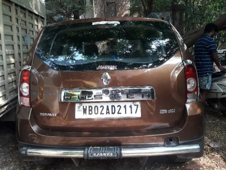 Renault Duster 85 PS RXE 2013