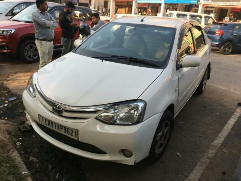 Toyota Etios GD SP 2012