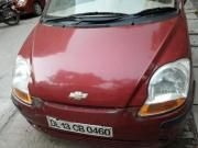 Chevrolet Spark LT 1.0 OPT 2012