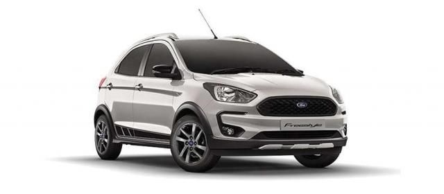 Ford Freestyle Titanium Plus 1.2 Ti-VCT 2020