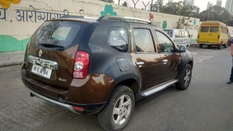 Renault Duster 110 PS RXZ 2013