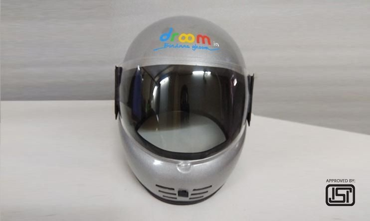 Droom Helmet Sale 2020 - Buy ISI Certified helmet at 9rs offer
