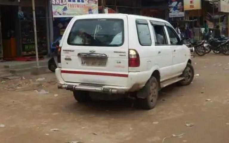 Chevrolet Tavera Car For Sale In Hyderabad Id 1416873383 Droom