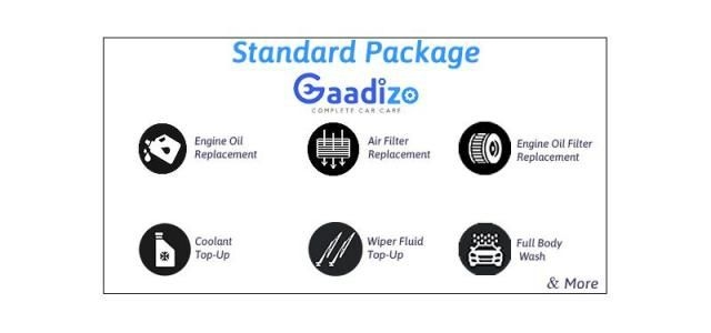 Standard Servicing - Gaadizo