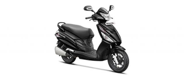 Hero Maestro Edge 110cc 2019