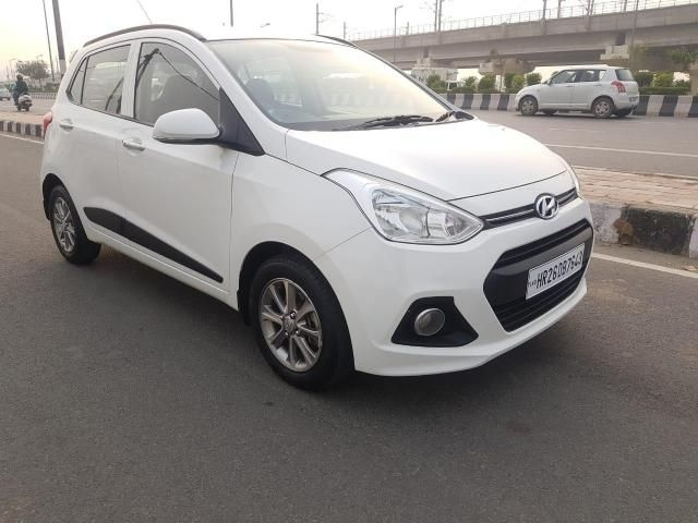 Hyundai Grand i10 ASTA AT 1.2 KAPPA VTVT 2017