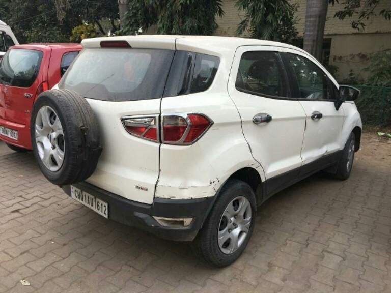 Ford EcoSport AMBIENTE 1.5 TDCI 2013