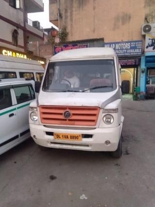 Force Motors Traveller Mini Bus 11 Seater 2011