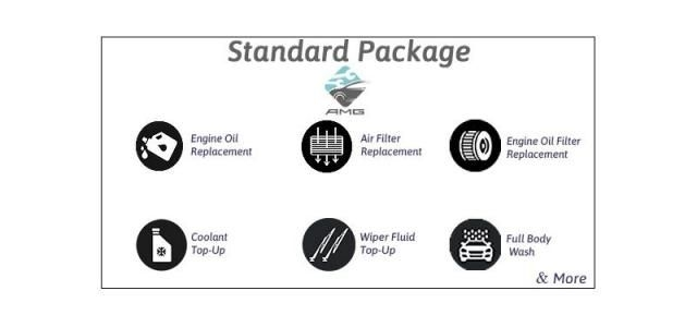 Standard Servicing - AMG-Auto Mechanic & Garage