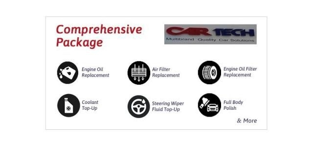 Comprehensive Servicing - Car Tech