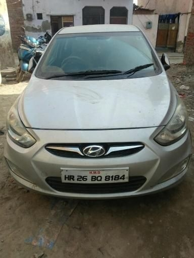 Hyundai Verna 1.6 SX CRDI AT 2011