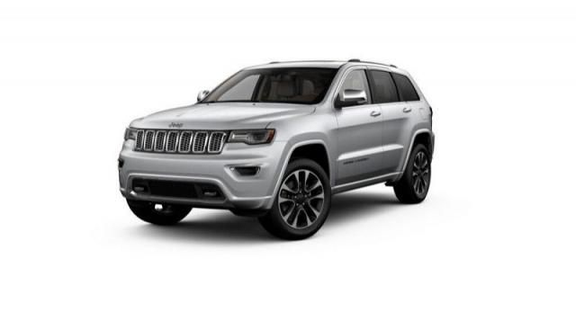 Jeep Grand Cherokee Summit Petrol 2020