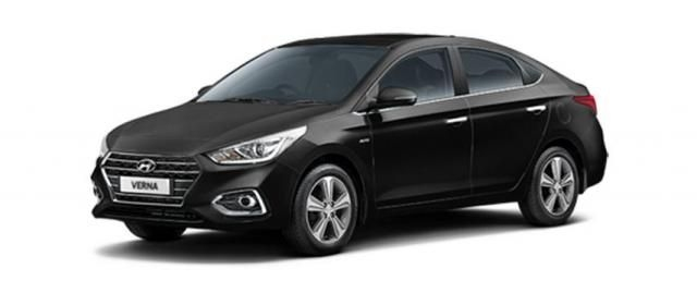 Hyundai Verna 1.6 CRDI SX Plus AT 2020