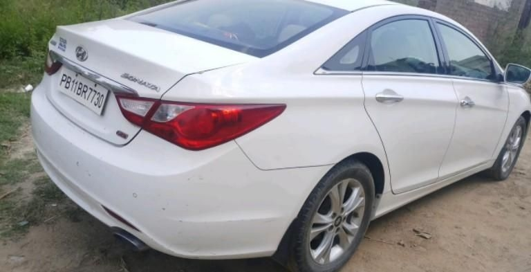 Hyundai Sonata 2.4 GDi AT 2013