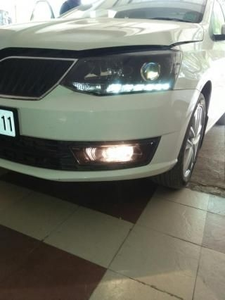 Skoda Rapid Style 1.5 TDI AT 2018