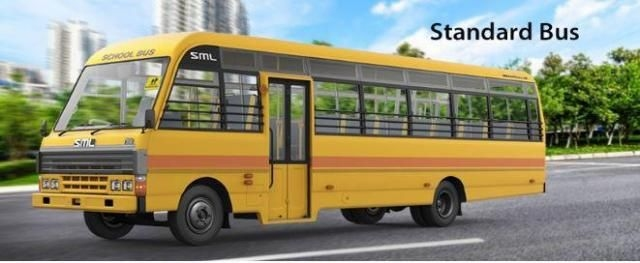 Sml Isuzu School Bus 26 SEATER 2020