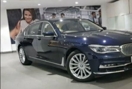 BMW 7 Series 730Ld DPE (CBU) 2018
