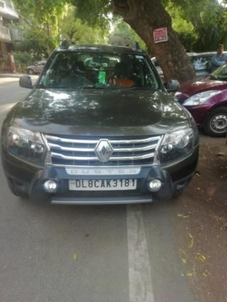 Renault Duster 85 PS RXE DIESEL ADVENTURE 2015