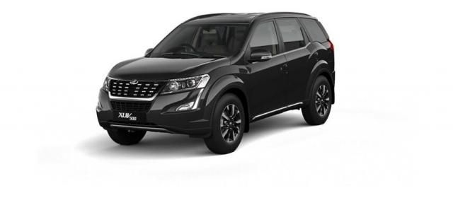 Mahindra XUV500 W7 AT 2020