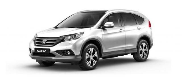 Honda CR-V 1.6 AWD AT 2020