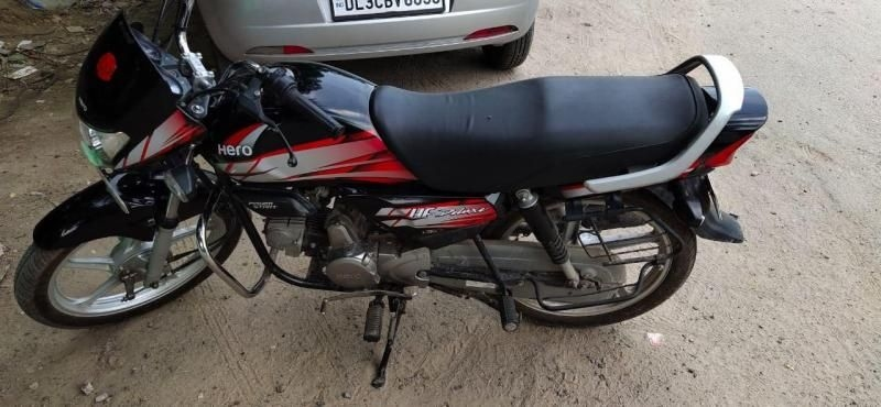 Hero Hf Deluxe Bike For Sale In Delhi Id 1418006636 Droom