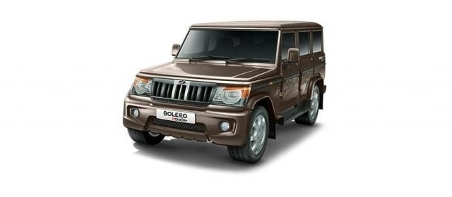 Mahindra Bolero Power Plus SLX 2020
