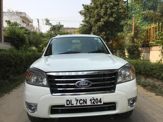 Ford Endeavour XLT TDCI 4X4 AT 2011