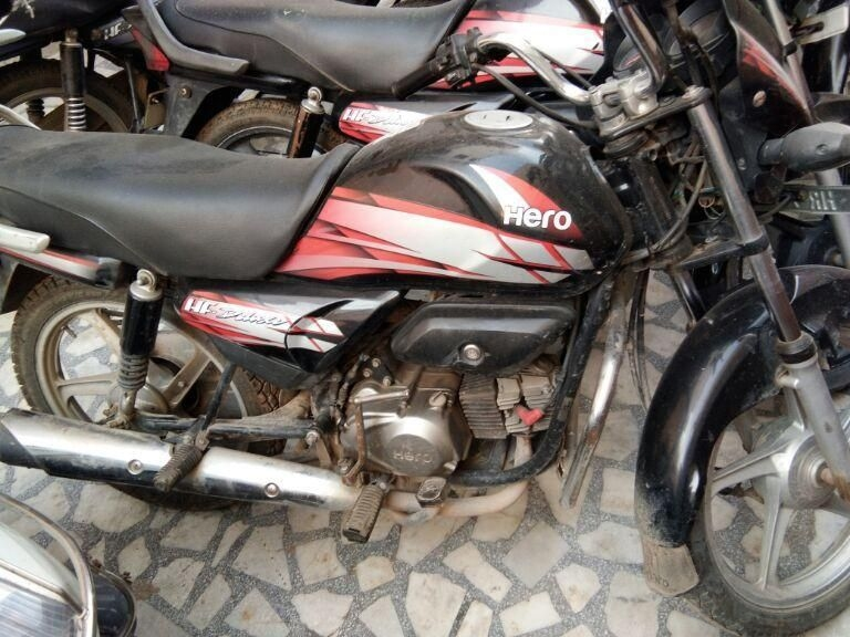 Hero Hf Deluxe Bike For Sale In Gurgaon Id 1418049592 Droom