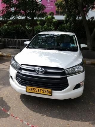 Toyota Innova Crysta 2.7 GX AT 8 STR 2019