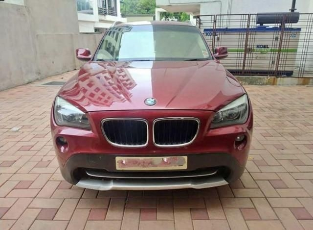 BMW X1 SDRIVE 20D H 2012