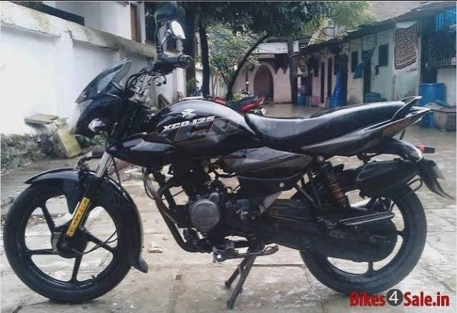 Used Bajaj Xcd 125 Motorcycle Bikes 41 Second Hand Xcd 125