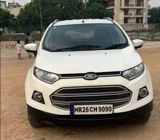 50 Used Ford Ecosport In Pune Second Hand Ecosport Cars For Sale Droom