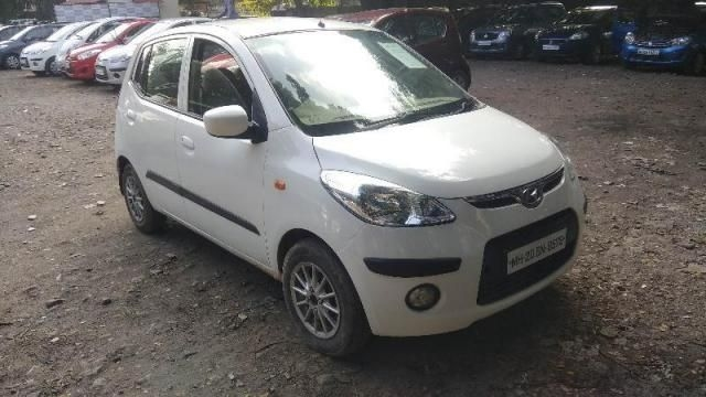 Hyundai i10 Sportz 1.2 AT 2010