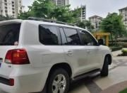 Toyota Land Cruiser LC200 VX 2011