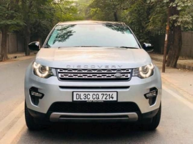 Land Rover Discovery Sport HSE 7-Seater 2019