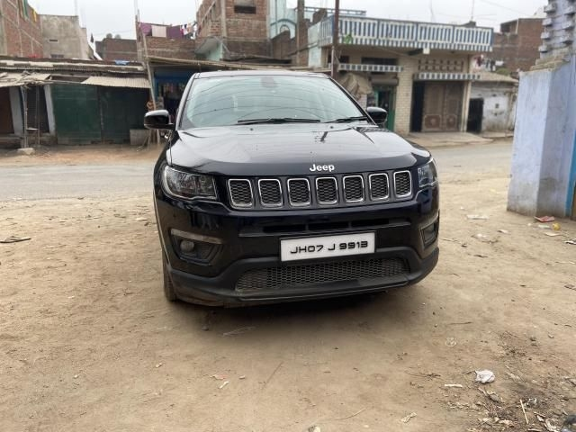 Jeep Compass Longitude 2.0 Diesel 2019